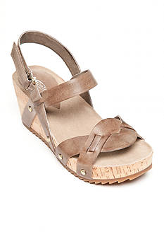 Antelope 581 Strappy Wedge Sandal