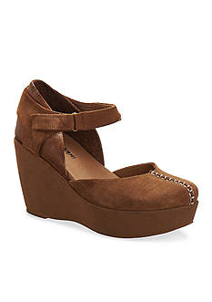 Antelope Mary Jane Platform Wedge