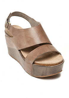 Antelope 861 Cutout Wedge Sandal