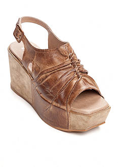 Antelope Touched Wedge Sandals