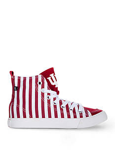 SKICKS™ Indiana University Striped Women's High Top
