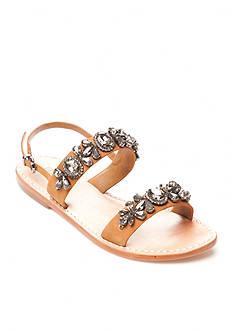 Schutz Mulada Embellished Sandal