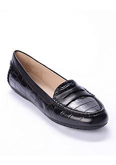 Nicole Miller Liz Penny Moccasin Shoe