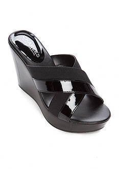 Charles by Charles David™ Fernando X-Band Wedge Sandal