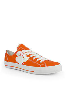 Row One Brands Unisex Clemson University Low Top Shoes