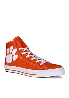 Row One Brands Unisex Clemson University High Top Shoes