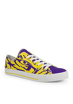 Row One Brands Unisex Louisiana State University Low Top Shoes