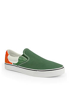 Row One Brands Unisex University of Miami Slip Ons