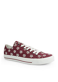 Row One Brands Unisex Texas A&M University Low Top Shoes