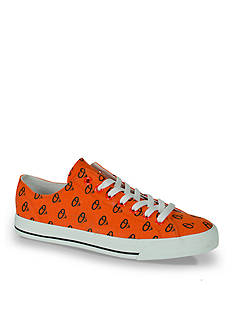 Row One Brands Unisex MLB Baltimore Orioles Low Top Shoes