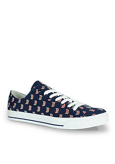 Row One Brands Unisex MLB Boston Red Sox Low Top Shoes