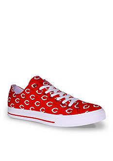 Row One Brands Unisex MLB Cincinnati Reds Low Top Shoe