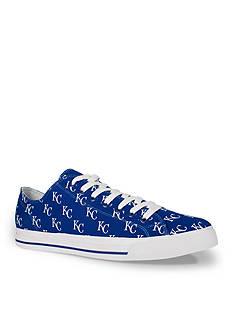Row One Brands Unisex MLB Kansas City Royals Low Top Shoe