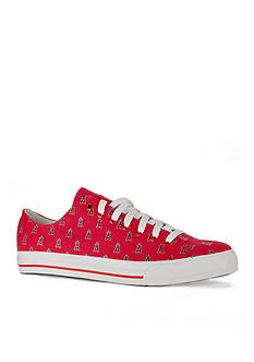 Row One Brands Unisex MLB Los Angeles Angels of Anaheim Low Top Shoe