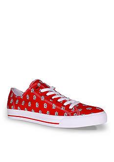 Row One Brands Unisex MLB St. Louis Cardinals Low Top Shoe
