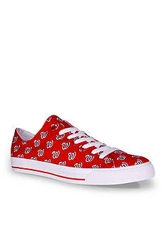 Row One Brands Unisex MLB Washington Nationals Low Top Shoe