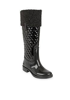 Posh Wellies Kyanite Boot