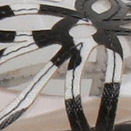 High Heel Sandals for Women: Black/White J Reneé Brendy Wedge