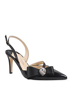 JRenee Ditz Slingback Pump - Available in Extended Sizes