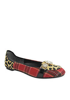 JRenee Dolle Flat - Available in Extended Sizes