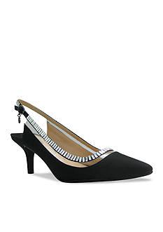 J Reneé Ellyn Slingback Shoe