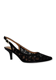 J Reneé Genie Slingback Pump - Available in Extended Sizes