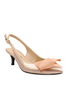 J Reneé Lilliana Slingback Pump - Available in Extended Sizes - Online Only