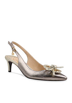 JRenee Locamo Slingback Pump - Available in Extended Sizes - Online Only