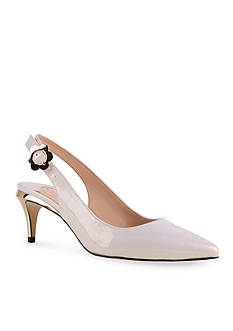 J Reneé Pearla Slingback Pump - Available in Extended Sizes