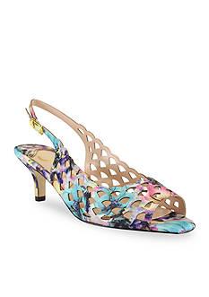 J Reneé Peppi Slingback Shoes