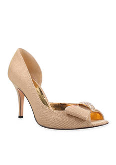 J Reneé Skylar Peeptoe Pump - Available in Extended Sizes - Online Only