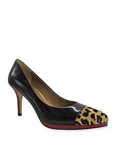J Reneé Squareone Pump - Available in Extended Sizes - Online Only