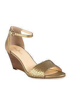 Cole Haan Rosalin Weave Wedge Sandal