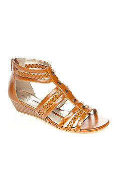 New Directions Grace Wedge Gladiator