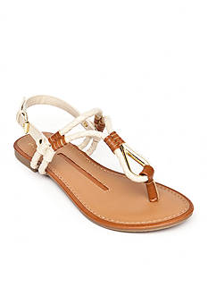 New Directions Sara Tube Flat Sandal