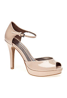 New Directions® Sumner Peep Toe Pump