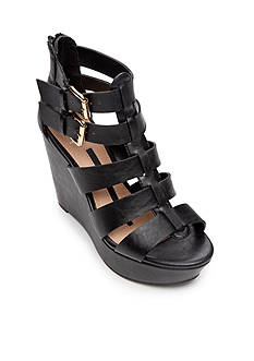New Directions® Miley Wedge Sandal