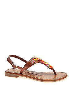 New Directions Elisa Beaded Sandal