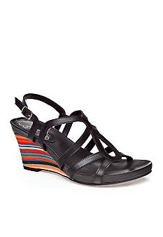 UNLISTED Spice Cubes Wedge Sandal