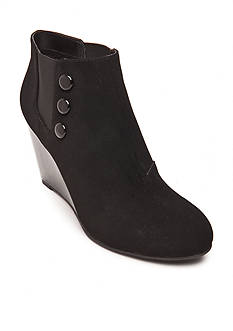 UNLISTED Bold Voice Wedge Bootie