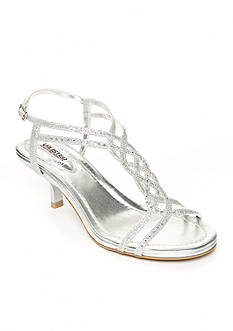 UNLISTED Kind Gal Low Heel Sandal