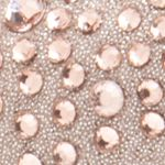 Unlisted Shoes Sale: Taupe UNLISTED Whole Sparkle Flat
