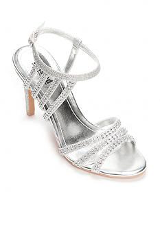 UNLISTED Sunny Strap Glitter Sandal