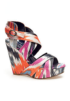 UNLISTED Bend The Rules Wedge Sandal