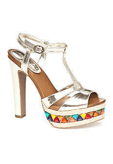 UNLISTED Carry On Platform Sandal