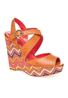 UNLISTED Bend N Snap Wedge Sandal