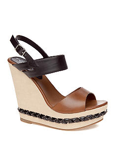 UNLISTED Hold That Wedge Sandal