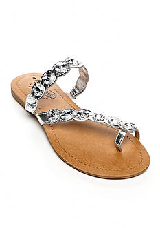 UNLISTED Coin Charm Sandal