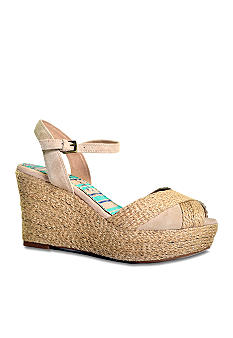 Splendid Granite Wedge Sandal