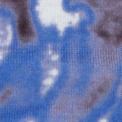 Flat Sandals for Women: Blue/White Rampage Ramjojo Sandal